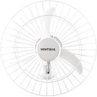 Ventilador De Parede 50Cm New Br Gr Aco Br 220V 1270 Branco - Ventisol
