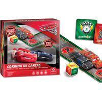Jogo De Cartas Corrida Carros 3 - Copag - Tricae