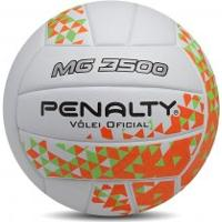 Bola Penalty Voleibol Mg 3500 S/C Bco - Penalty