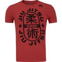 Camiseta Venum Star - Masculina - Vermelho