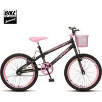 Bicicleta Colli Jully Aro 20 Freios V-Brake 36 Raias - Feminino