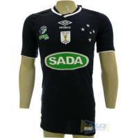 Camisa Cruzeiro Sada Mg Umbro Volei Mrh - Umbro