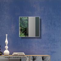Painel Decorativo- Espelhado- 30X30X3Cmdalla Costa