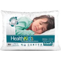 Travesseiro Soft Health Kids Percal 180 Fios