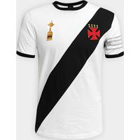 5b739e9116 Netshoes  Camiseta Vasco Capitães Libertadores 1998 N° 4 Masculina -  Masculino