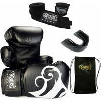 Kit Treino Boxe Spank - Unissex