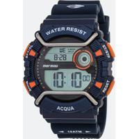 Relógio Masculino Mormaii Monxe/8L Digital 10Atm