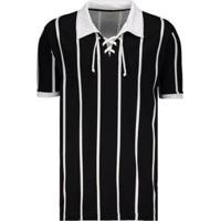 Camisa Retrô Alvinegro Sp 1929 - Masculino