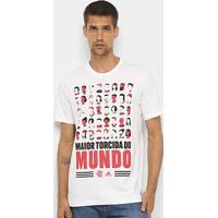 Camiseta Adidas Flamengo Gráfica Ii Masculina - Masculino-Preto