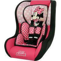 Cadeira Para Auto De 0 À 25 Kg - Trio Comfort Sp - Minnie Mouse - Team Tex - Disney - Feminino
