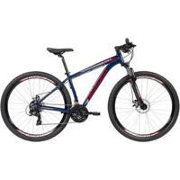 Bicicleta Mtb Caloi Eagle Aro 29 - Unissex