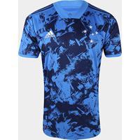 Camisa Cruzeiro Iii 20/21 S/N° Torcedor Adidas Masculina - Masculino