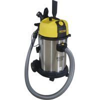 Aspirador De Pó E Água Lynus Apl-1200 1200W Amarelo Metálico