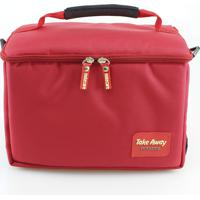 Bolsa Térmica Take Away M Com 4 Potes Plus Nc159 - Notecare