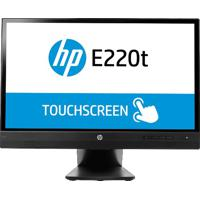 "Monitor Hp Elitedisplay E220T Led 21,5"" - Touchscreen - 1920X1080 - Full Hd - 3000:1 - 250 Cd/M² - Resposta 8Ms - 2 Usb"