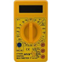 Multímetro Digital Hyx Dt830D Amarelo