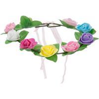 Coroa Le Flores Multicores
