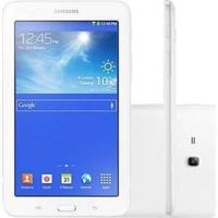 """Tablet Samsung Galaxy Tab 3 Lite Sm-T113 7"""" 8Gb Wi-Fi Branco"""