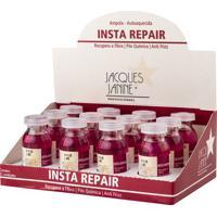 Kit Ampola Insta Repair- 12 Unidades- Jacques Janinejacques Janine