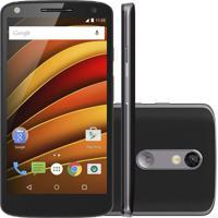 Usado Smartphone Motorola Moto X Force Xt1580 Desbloqueado Preto (Muito Bom)
