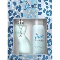 Shakira Dance Diamonds Kit - Eau De Toilette + Desodorante Kit - Feminino-Incolor