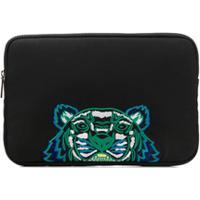 Kenzo Tiger Laptop Bag - Preto