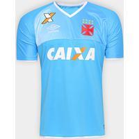 Netshoes  Camisa Vasco Goleiro 17 18 S Nº Torcedor Umbro Masculina -  Masculino fda32adb935a5