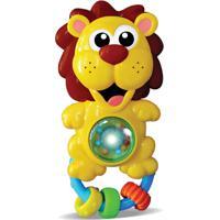 Meu Amigo Chocalho Leaozinho Zoop Toys