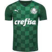 Camisa Do Palmeiras I 21 Puma - Masculina