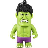 Pendrive Multilaser Marvel Vingadores Hulk 8Gb Pd082