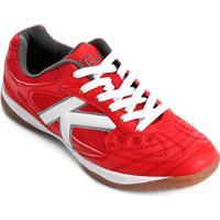 fcf23136c8 Netshoes  Chuteira Futsal Kelme Copa - Unissex