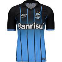 Camiseta Masculina Umbro Grêmio Oficial 3 2016 S/N
