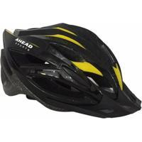 Capacete De Ciclismo Ahead Sports Asm001M - Unissex