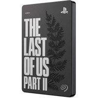 Hd Externo Seagate Game Drive Edição Limitada The Last Of Us Part Ii, 2Tb, Usb 3.0, Cinza - Stgd2000103