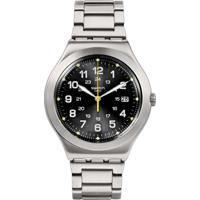 569215cd21d Relógio Swatch Masculino Aço - Yws439G
