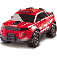 Veículo Roda Livre - Pick Up Force - Bombeiros - Roma Jensen