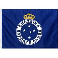 Bandeira Oficial Do Cruzeiro - Unissex