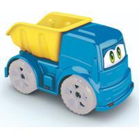 Carrinho Ggbplast Brinquedos Mini Frota Caçamba