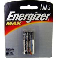 Pilhas Palito Energizer Max Aaa2 Alcalinas