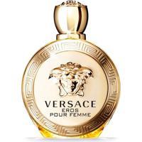 Perfume Eros Pour Femme Feminino Versace Edp 100Ml - Feminino-Incolor