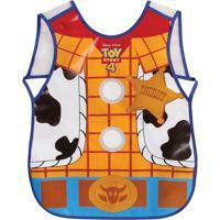 Avental Para Atividades Toy Story 4®- Laranja & Azuldermiwil