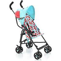 Carrinho De Bebê Guarda-Chuva Boggie Leão Azul Fisher-Price - Bb592