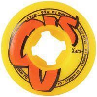 Roda Oj 52Mm Logo Family Amarela