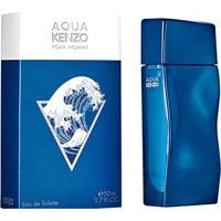 Perfume Aqua Masculino Kenzo Eau De Toilette 50Ml - Masculino