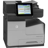 Multifuncional Hp Officejet Enterprise Color X585F Com Impressora, Copiadora, Scanner, Fax