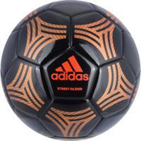 Bola De Futebol De Campo Adidas Tango Street Glider - Preto Ouro 757e4e65c42f4