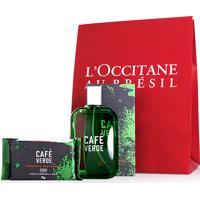 L'Occitane Presente Fragrância Café Verde