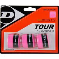 Overgrip Dunlop Bio Tour Preto - Unissex