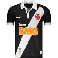 Camisa Diadora Vasco I 2019 Jogador C/ Patrocínio Masculina - Masculino