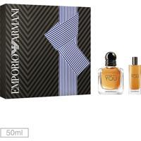 Kit Perfume Stronger With You Giorgio Armani 50Ml